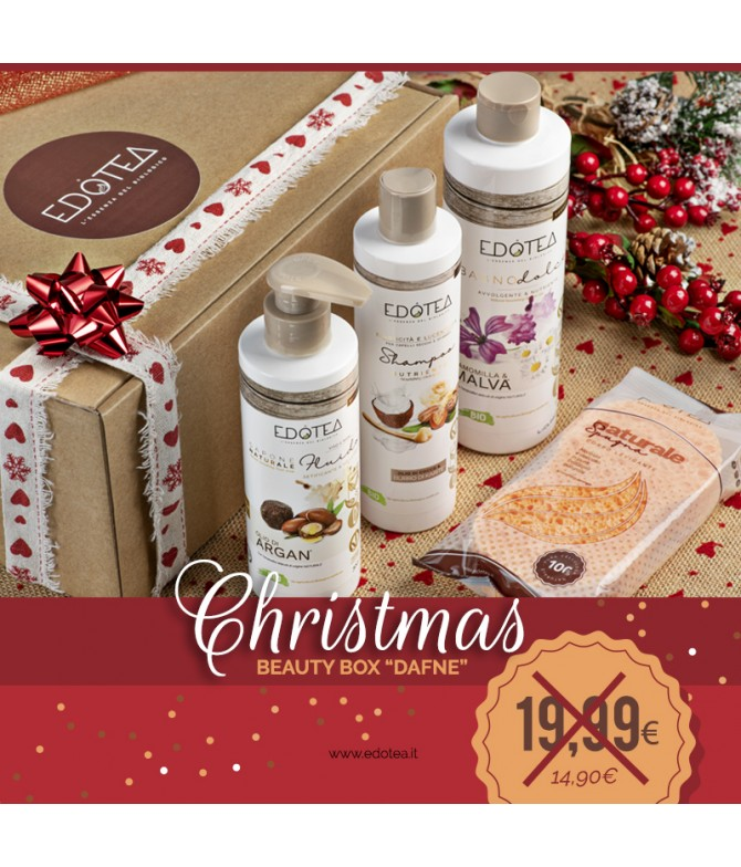 Christmas Beauty Box Dafne