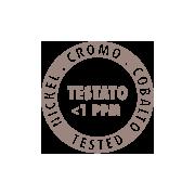 NICHEL | CROMO | COBALTO TESTED